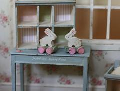 mini bunnies <3 (*Joyful Girl  Gypsy Heart *) Tags: