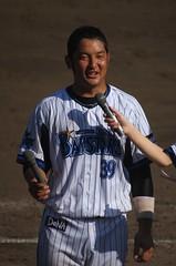 DSC05300 (shi.k) Tags: 横浜ベイスターズ 140601 嶺井博希 イースタンリーグ 平塚球場