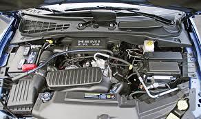 engine used chrysler aspen 2007