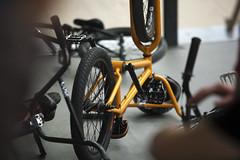 Contest BMX Skatepark de Dunkerque (Freddy Pacques) Tags: orange bike canon de bmx wheels contest lifestyle streetlife burning skatepark l 5d usm f28 dunkerque 70200mm