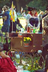 Viktorianisches Picknick 2014 (a n u n e | Fotologie) Tags: 6 black juni picnic gothic victorian wave leipzig schwarz treffen gotik picknick pfingsten 2014 clarazetkinpark wgt kostm viktorianisches wgtleipzig wgt2014 wgt14