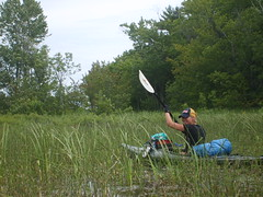 S5002650 (ndeeelite) Tags: evan ontario kayaking keri 2009 frenchriver