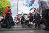 17. mai i Bergen (morten f) Tags: street norway photography norge day norwegian mai 17 bergen constitution flagg bunad tog ballong 2014