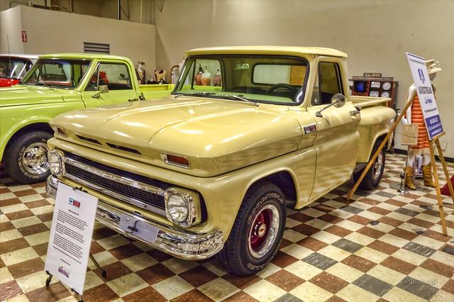 chevrolet pickup 1965 c10