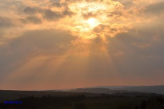 00108 sunset sonnenuntergang (modekopp) Tags: sunset nature germany landscape deutschland photography photo amazing foto fotografie sonnenuntergang shot skylight eifel photographs natureshots foglight schnappschuss gooutside amazingsky piktures natureamazing amazingfoto