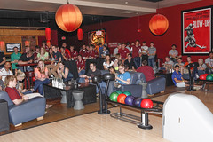Year Three Welcome Night at Lucky Strike Novi