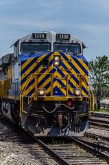 Citirail (photo-engraver1) Tags: railroad chicago train illinois traintracks transportation rails trainspotting citirail