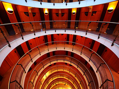 concentric (paul bica) Tags: color vertical architecture germany paul hotel evening design spring europe open view interior space may down structure best hallway indoors area western daytime mannheim victors concentric dex coaxial residenz bica frankenthal dexxus 20140526europe3633