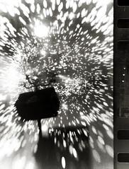 Daze of fire, silver print copy (O9k) Tags: film festival lensbaby analog 35mm fireworks lofi catalonia softfocus 135 sitges composer pictorial socket sprocket festamajor foc selfdeveloped diables dimonis petards llucifer canoneos3000v pictorialism homedeveloping silverprint printcopy fortepolywarmtone ceptrot plasticoptic