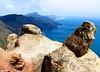00302 Costa de Calblanque (anggarfer) Tags: sea costa mountain stone landscape coast mar spain flickr natural paisaje murcia monte cartagena piedras piedra calblanque anggarfer