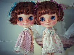 A Doll A Day. Jun 7. Twins Day.