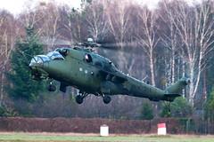 Mi-24_211 (maciek ramos) Tags: army police poland helicopter hind gunship mi8 mi24