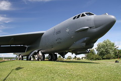 Central New York Static Displays (patchais) Tags: rome buff afb stratofortress griffiss b52g