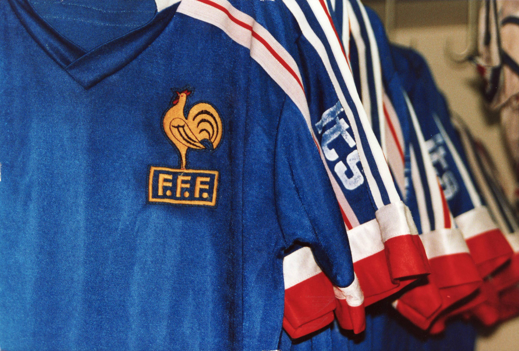 French Soccer Uniform by theglobalpanorama, on Flickr