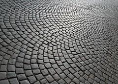 (:Linda:) Tags: germany town thuringia cobblestone hildburghausen nobw
