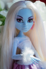 White Beauty (alexandra_semushina) Tags: abbey monster high dolls