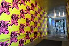 Cow Hall (Krasivaya Liza) Tags: pittsburgh andywarhol warhol pennsylvania pa art popart sixties soup andy museum pop