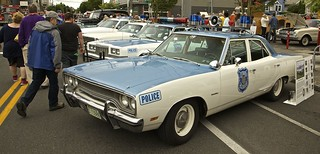 Seattle Police Museum Patrol Vehicle IMG_9685