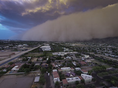Phoenix Arizona Dust Storm 7.