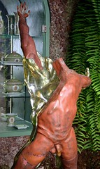 2014 05 29 095 Monte Palace Garden (Mark Baker, photoboxgallery.com/markbaker) Tags: sun moon man max portugal statue by bronze garden naked island photo spring europe baker mark or may palace photograph jardim tropical polyester 1992 monte madeira funchal the 2014 forti picsmark