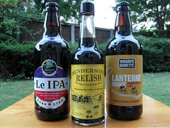 Ready For The Tour de France! (Dave_Johnson) Tags: sheffield tourdefrance southyorkshire hendersonsrelish granddepart lanternerouge granddpart saltairebrewery leipa wharfebankbrewery