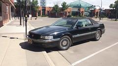 Cadillac Eldorado Touring Coupe (dave_7) Tags: car cadillac eldorado coupe touring