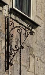 (:Linda:) Tags: germany bavaria town coburg franconia flagholder