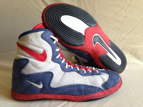 Nike Reps Wrestling Shoes For Sale