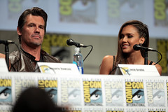 Josh Brolin & Jessica Alba (Gage Skidmore) Tags: california city robert frank for san kill comic jessica alba diego center josh miller sin convention rosario dame dawson con rodriguez 2014 brolin