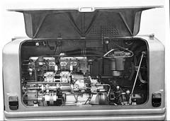 Fleetline Bonnet up (Stephen Allcroft) Tags: chassis gardner daimler fleetline
