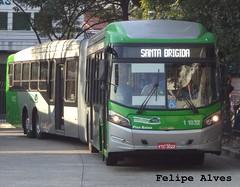 Caio Millennium BRT Articulado MBBO500UDA Viação Santa Brígida (Alves Enthusiastic) Tags: caio viaçãosantabrigida o500uda caiomillenniumbrt mbo500uda