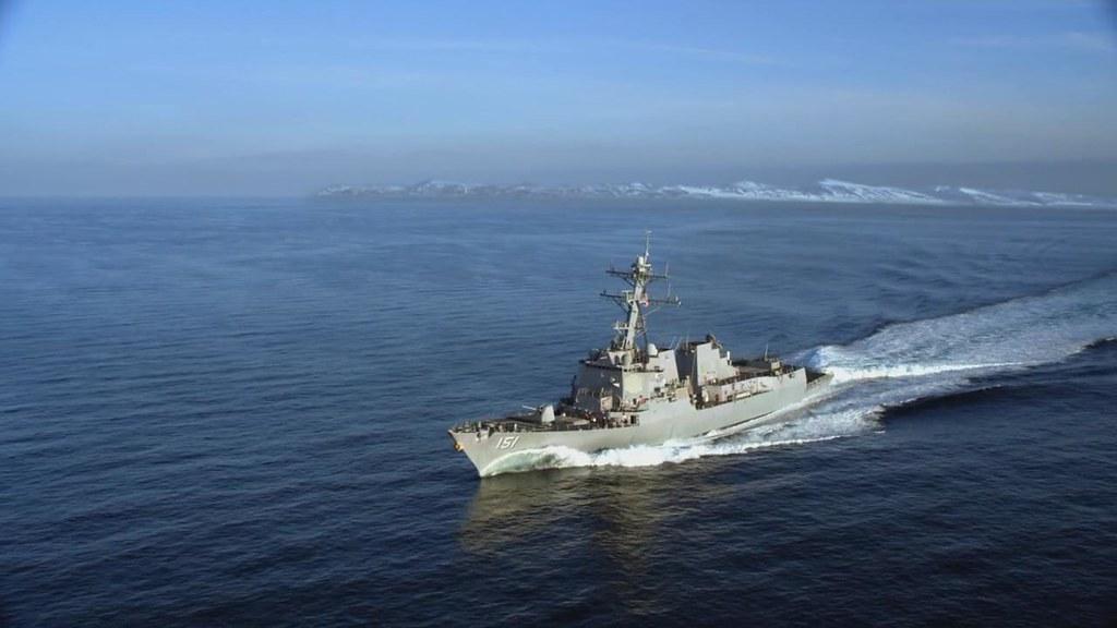 eeaca4bcb5596 USS Nathan James (Guardian Screen Images) Tags  show usa last america james  us