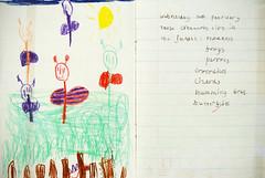 Тетрадь по географии пятилетнего принца Уильяма