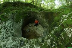 Enorme Marmite au dessus du Creux Billard (francky25) Tags: anne sainte au du billard franchecomté marmite sous enorme nans doubs dessus creux