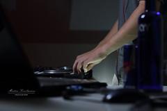 DJ (Martin Sesselmann) Tags: boy party music male night canon eos 50mm lights amazing model traktor dj day afternoon flash great nightlife audio softbox beats partx 60d yongnuo
