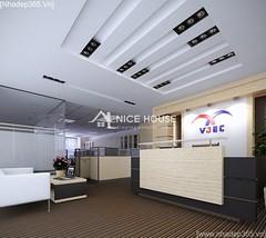 Thiết kế nội thất Văn Phòng công ty VJEC_05