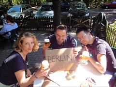 Wir sind in Berlin!