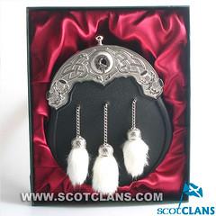 Armstrong Clan Crest Sporran