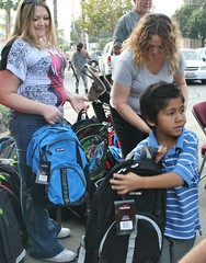 IMG_1476 (Salvation Army USA West) Tags: school kids children kid child socal backpack pasadena southerncalifornia backtoschool