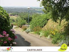 castelner (Tourisme Landes) Tags: landes fleurs vvf