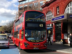 WHV on the 63! (MrMaguire) Tags: lj61gxm go ahead whv31 lj61 gxm 63 elephant castle london central