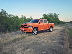 fullsizeoutput_11d3 (Smalltowntx87) Tags: ram 1500 sport ignition orange trucks automotive 4x4 2015 dodge cats outdoors iphone 7 plus kids adorable smiles happy tacos food silly cute pickup movies portrait