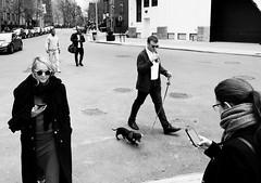 Wendy (ShelSerkin) Tags: shotoniphone hipstamatic iphone iphoneography squareformat mobilephotography streetphotography candid portrait street nyc newyork newyorkcity gothamist blackandwhite