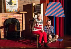 Falkland Toneel speelt 'Heksen' van Roald Dahl
