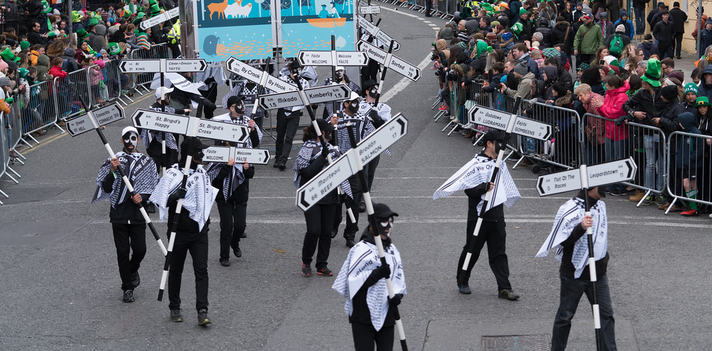 DUBLIN INSTITUTE OF TECHNOLOGY [PATRICKS DAY PARADE IN DUBLIN 2017]-126066