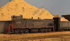 SP2714 (steamfan1211) Tags: hoscale railroad trains modelrailroad model southernpacific espee