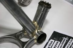 National Association of Handbuilt Bicycles Show (NAHBS) 2017 (ryankendrick) Tags: 2017 bicycles bikes builders custom handbuilt nahbs saltlakecity show slc nahbs2017 nahbs17 mosaic cycles breadwinner