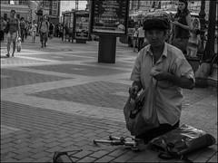 2_DSC8430 (dmitry_ryzhkov) Tags: terminal station railway beggar tramp desabled invalid look cap eye eyecontact contact legless black blackandwhite bw monochrome white bnw blacknwhite man men sony alpha art city europe russia moscow documentary journalism street streets urban candid life streetlife citylife outdoor outdoors streetscene close scene streetshot image streetphotography candidphotography streetphoto candidphotos streetphotos moment light shadow people citizen resident inhabitant person portrait streetportrait candidportrait unposed public face faces eyes looks