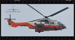 B-HRN (EI-AMD Aviation Photography) Tags: eurocopter as332l2 super puma 2 hong kong government flying svc eiamd hkg vhhh photos aviation airport