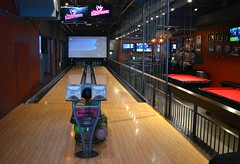 The Ballroom Bowling Lanes .... 145 John Street .... Toronto, Ontario (Greg's Southern Ontario (catching Up Slowly)) Tags: bowlingcanada bowlingtoronto torontoist bowlingalley bowlinglanes bowlingtheballroom 145johnstreet tenpinbowling bowling